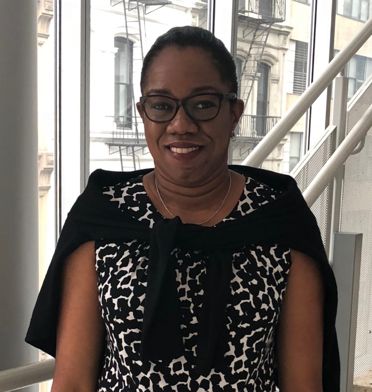Jarienn James is the Lewis Steel Racial Justice Fellow at New York Law School. She performs a host of legal research and advocacy work furthering the initiatives of the Racial Justice Project and the Fines and Fees Justice Center.
