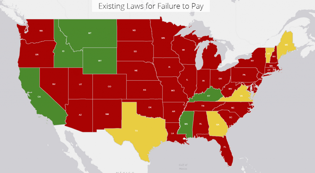 44 states suspend driver's licenses for unpaid fines and fees