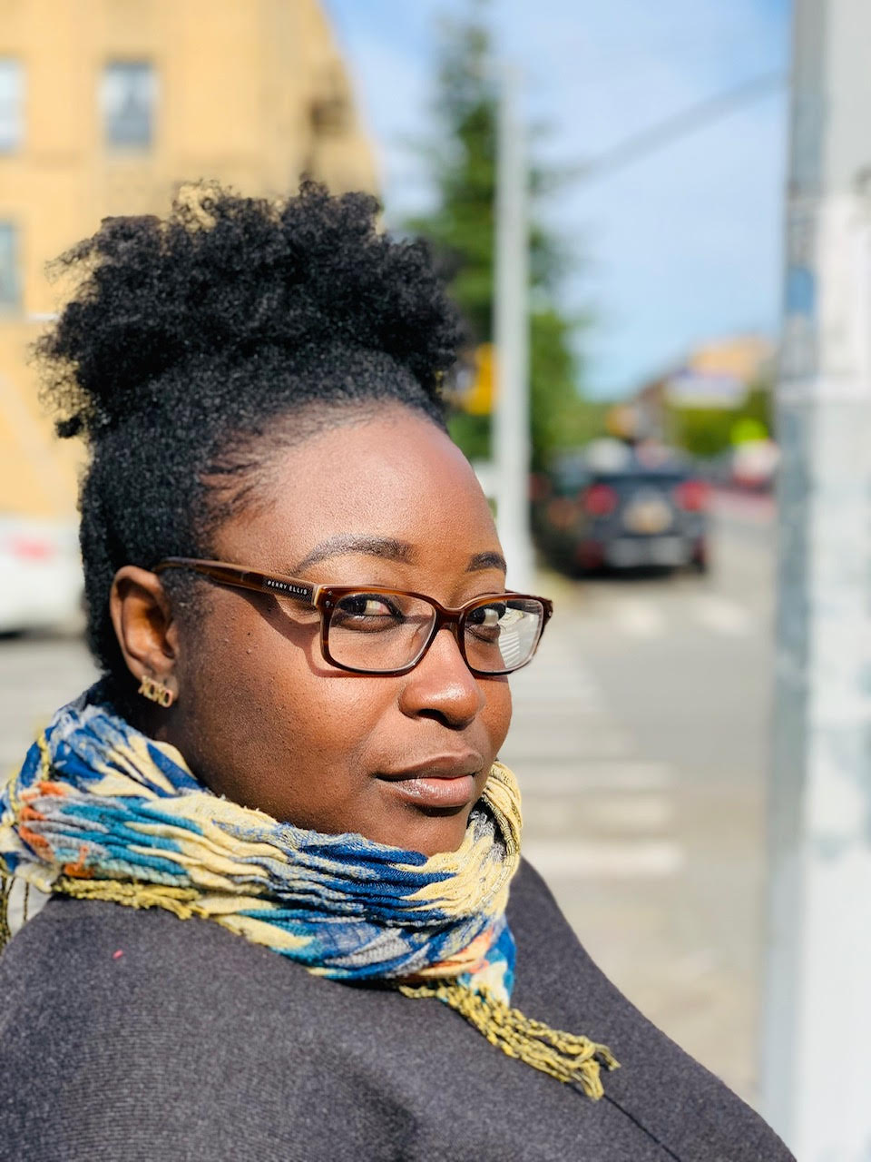Antonya Jeffrey - New York State Deputy Director, Fines and Fees Justice Center