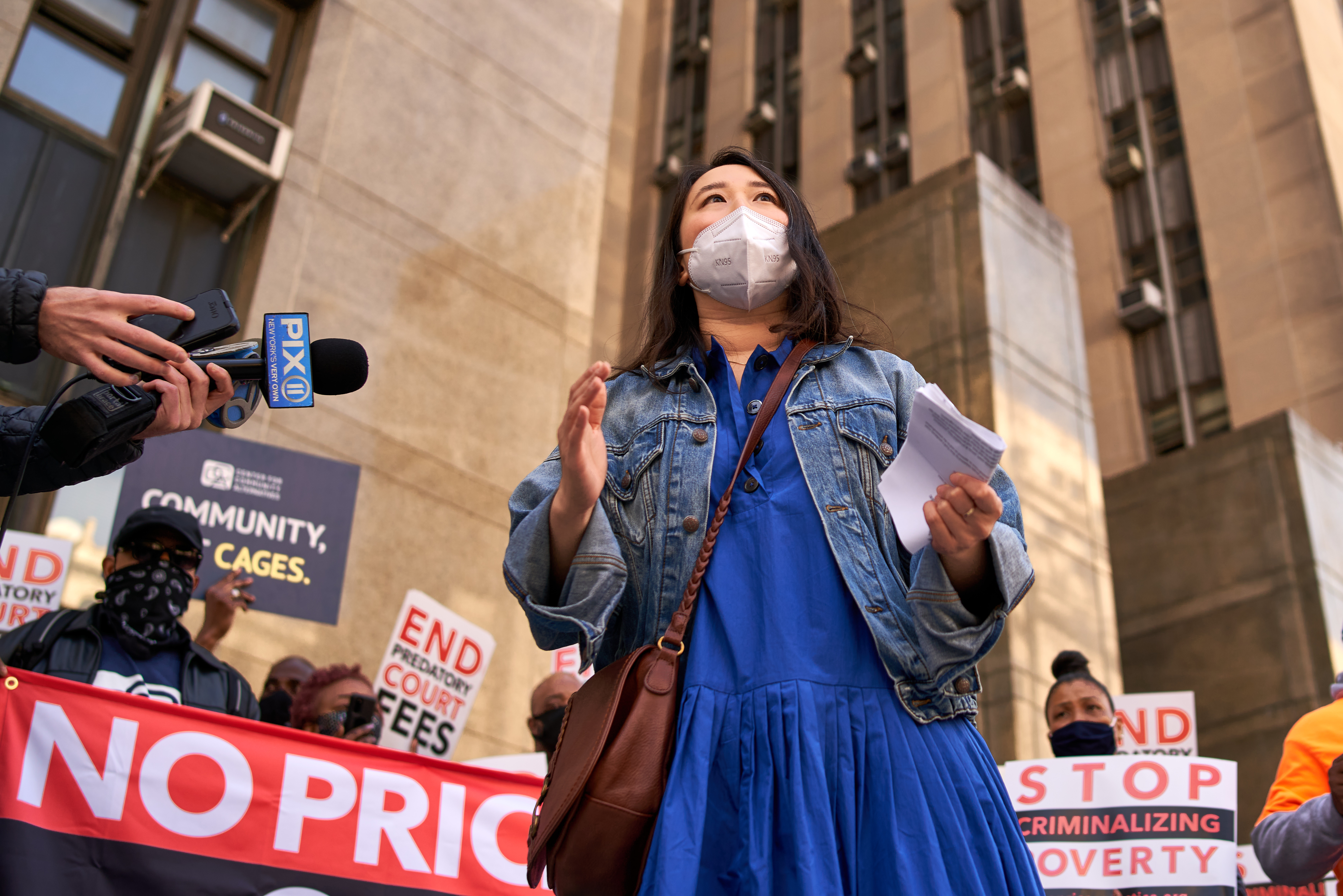 New York Fines And Fees Campaign Fines And Fees Justice Center